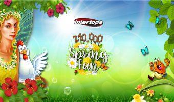 Intertops Casino Celebrates 20th Birthday