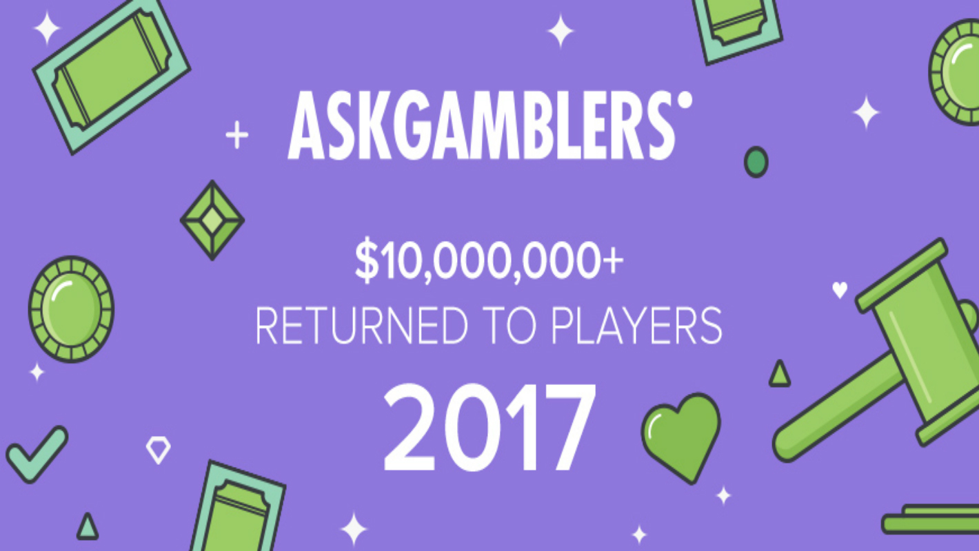 ASKGAMBLERS 10 million returned