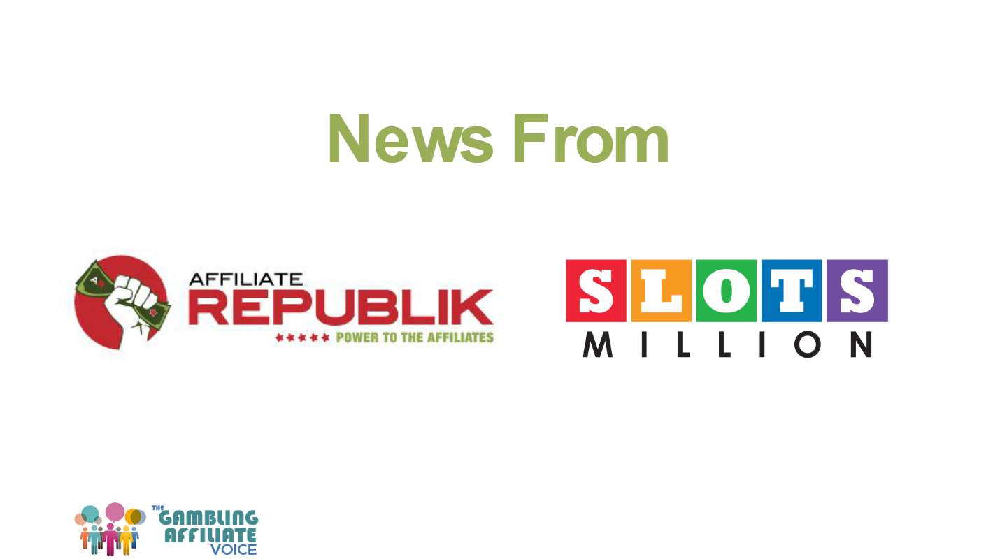 Affiliate Republik Newsletter Week 15