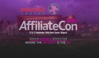 AffiliateCon Sofia – 12 & 13 September