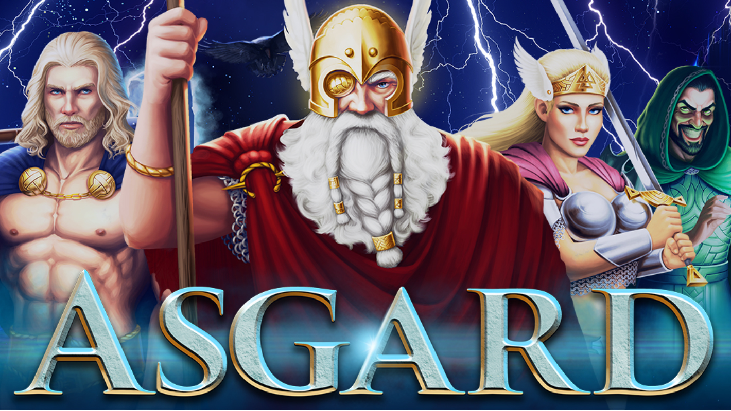 New Asgard Slot from Realtime Gaming Coming to Golden Euro