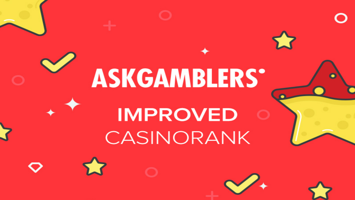 AskGamblers Updates CasinoRank
