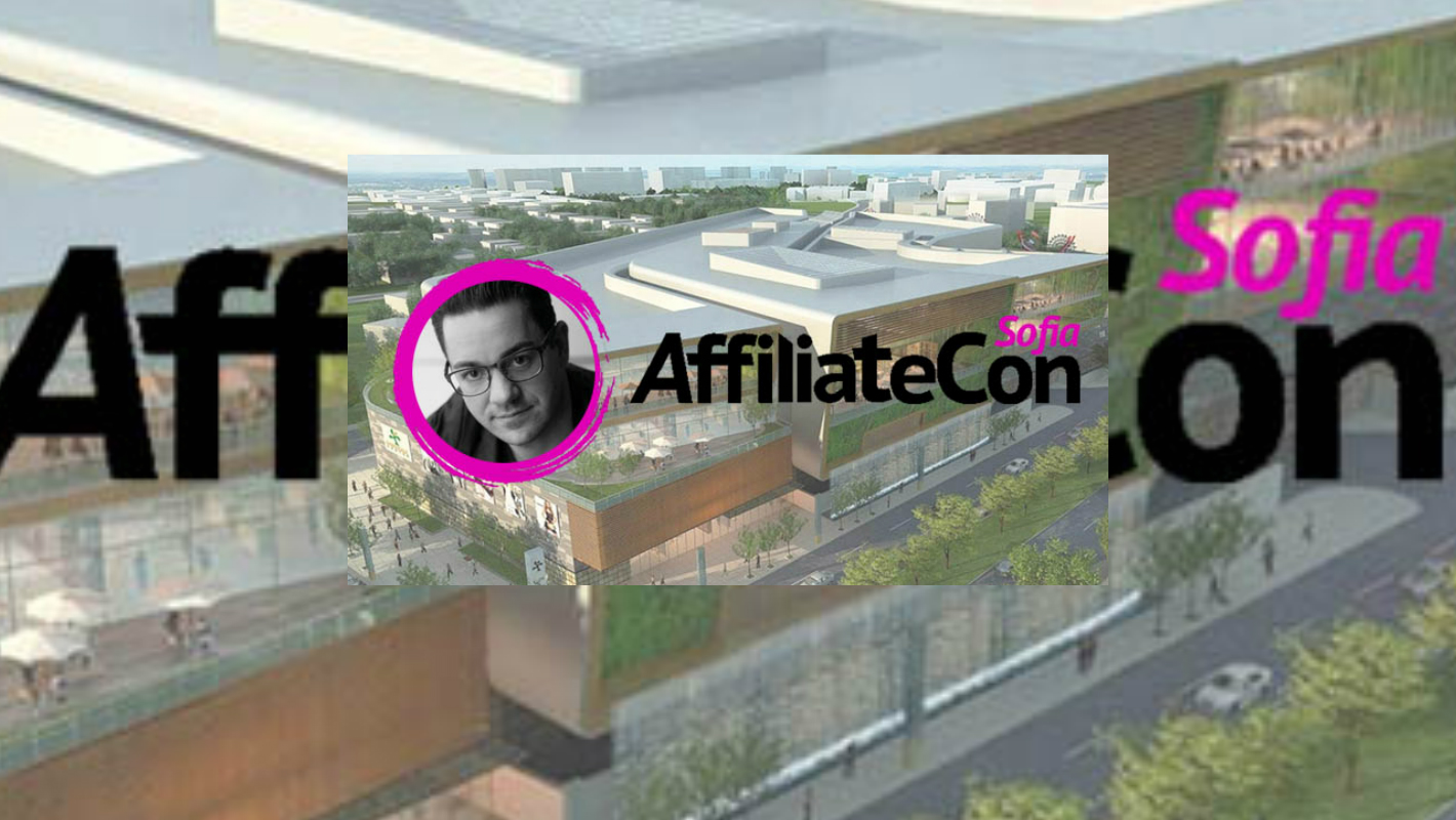 Bastian Grimm to deliver exclusive speech at AffiliateCon Sofia