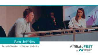 Leading UK Young Entrepreneur to headline AffiliateFEST agenda