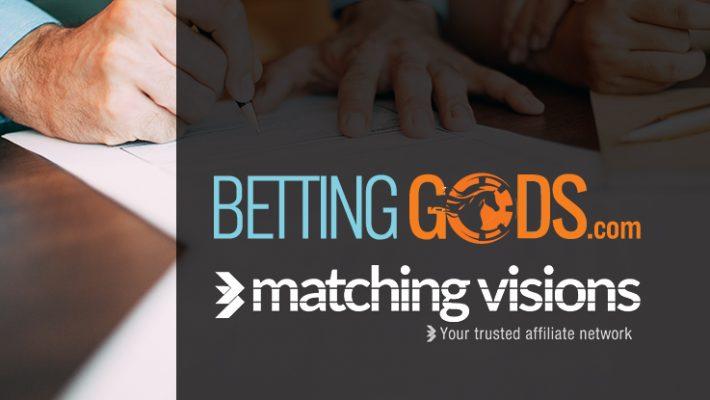 Matching Visions Ltd and Betting Gods Ltd. form strategic partnership