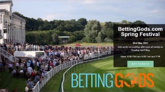 Betting Gods tipsters to host Nottingham's Spring Festival Race Day