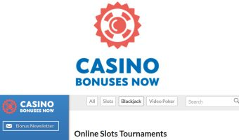 Online Slots Tournaments launched by CasinoBonusesNow.com