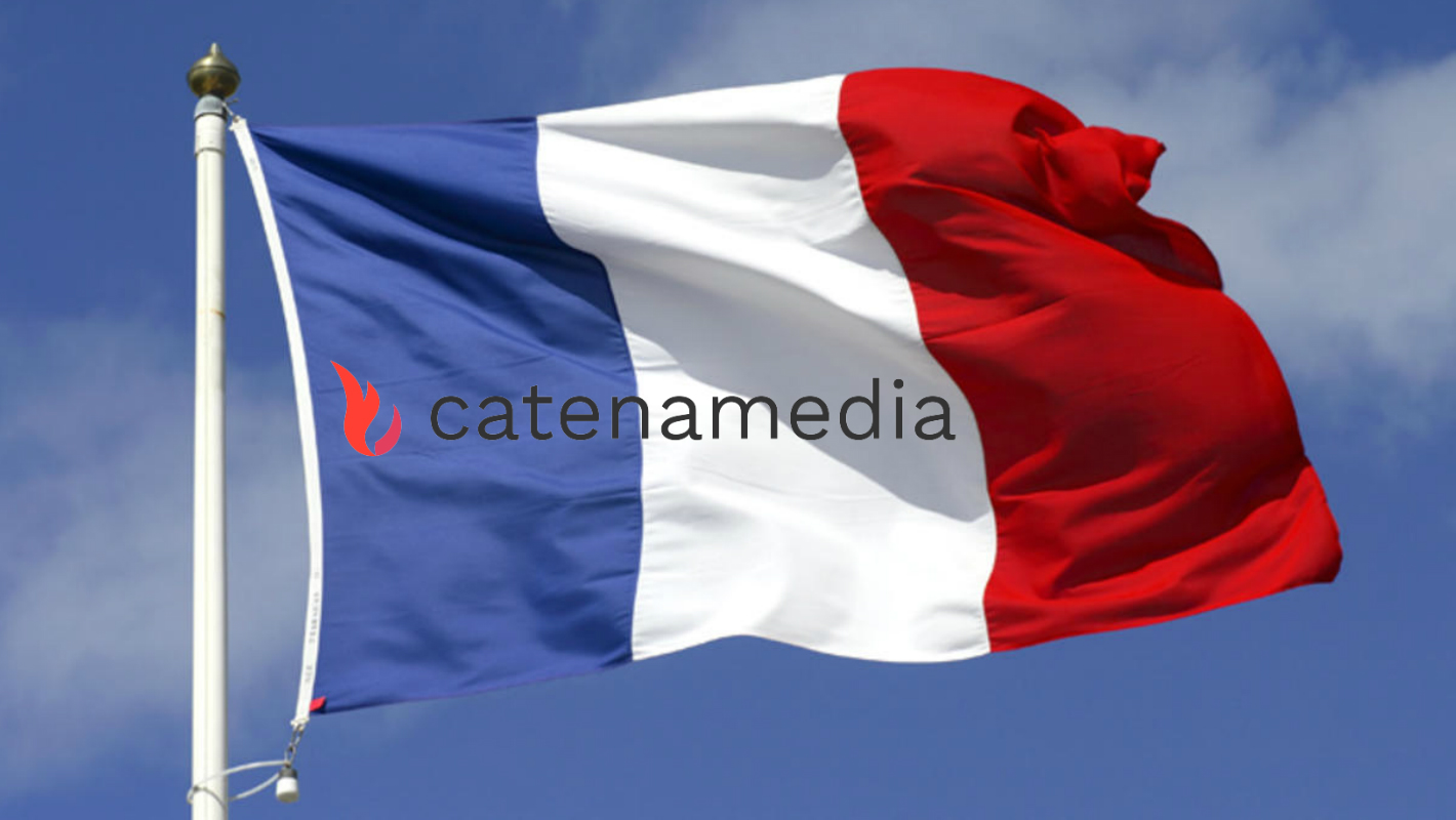Catena Media enters France with ParisSportifs.com