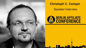 Christoph C. Cemper – Speaker Interview BAC 2016