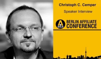 Christoph C. Cemper – Speaker Interview BAC 2016