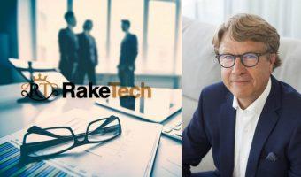 Christian Lundberg the new Chairman of Raketech Group