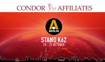 Visit the Condor Affiliates stand at BAC2016 !