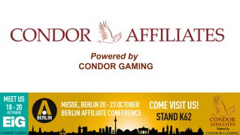 Condor Affiliates powered by Condor Gaming is making headlines in Berlin