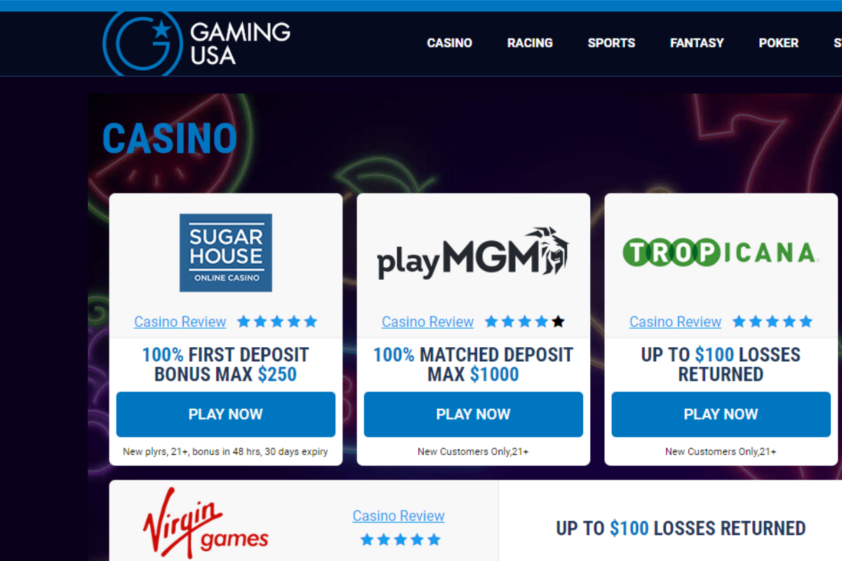 Manchester Betting Affiliate Aims To Take The US By Storm With Launch Of GamingUSA.com