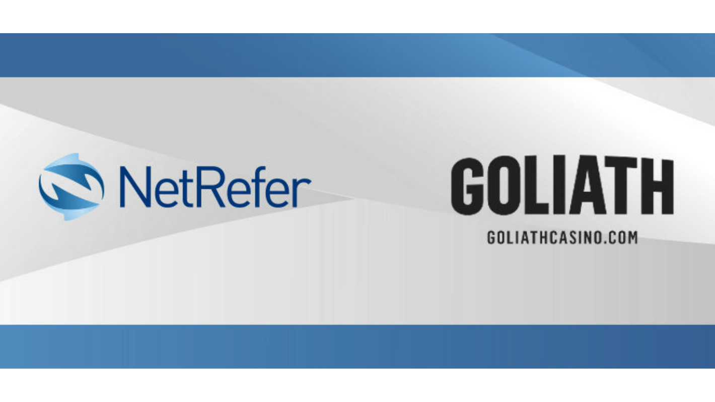 GOLIATH CASINO LAUNCHES AFFILIATE PROGRAMME WITH NETREFER