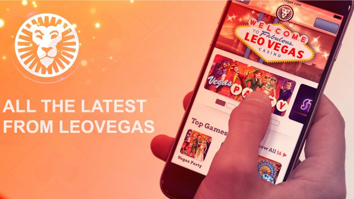 All the Latest From LeoVegas