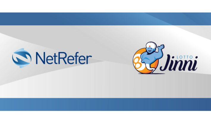 Jinni Lotto launches affiliate programme with NetRefer