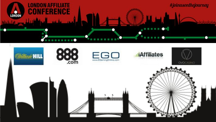 London Affiliate Conference 2017: 8 Weeks To Go