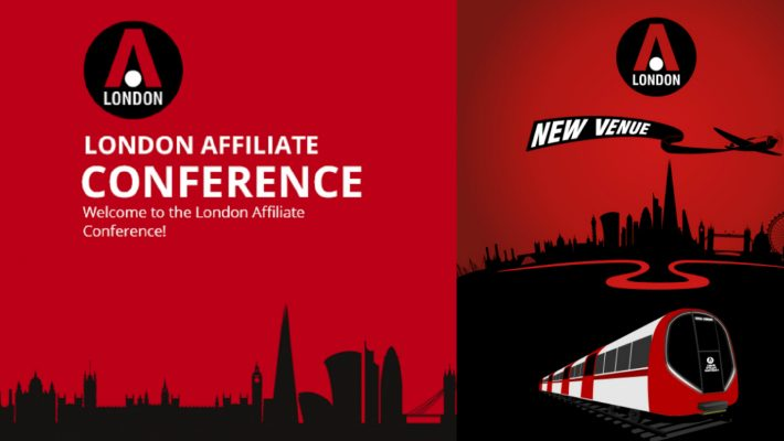 London Affiliate Conference: breaking all the records