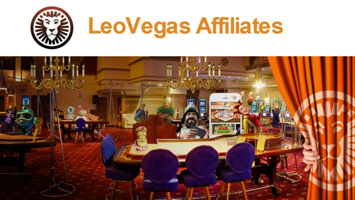 LeoVegas Affiliates:News directly from the lion's den!