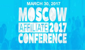 Moscow Affiliate Conference 2017