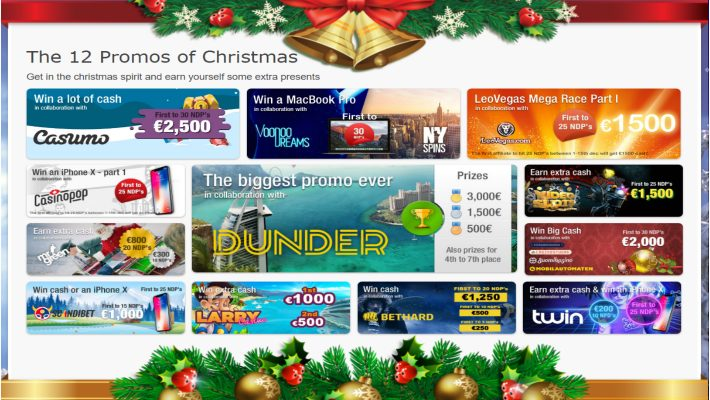 Matching Visions Christmas Promotions