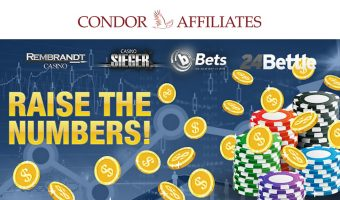 Make it a mega May – max your commissions with Condor Affiliates!