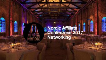 NAC 2017: THE NETWORKING OPPORTUNITIES YOU CAN'T MISS