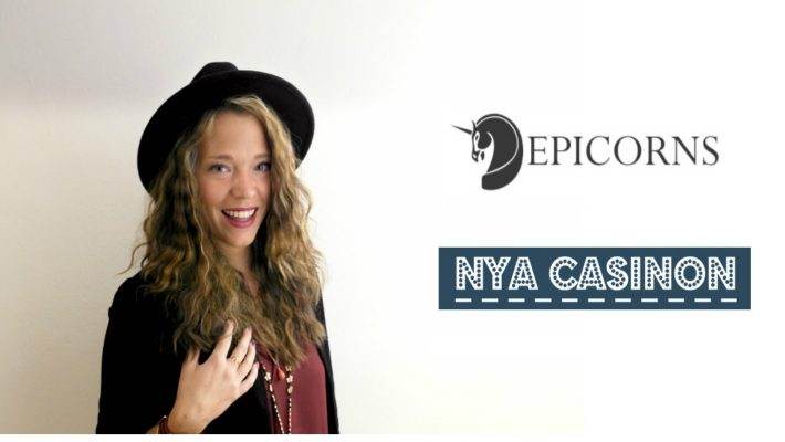 Affiliate Interviews: Nina Sparv of Nya-casinon.org (Epicorns)
