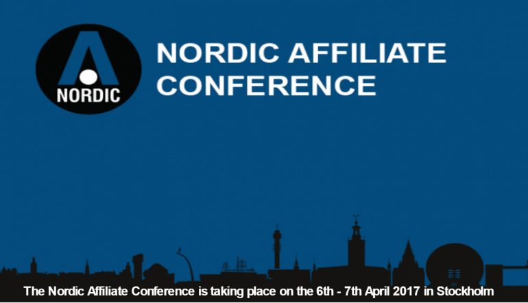 Here are five reasons why you should be at the Nordic Affiliate Conference