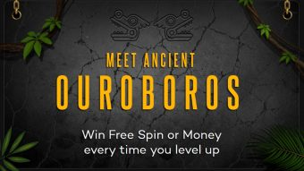 "SHADOWBET HAS LAUNCHED A NEW GAME: ""OUROBOROS"""