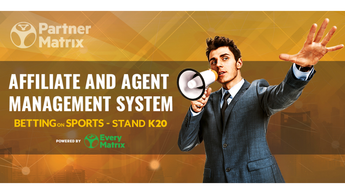 PartnerMatrix joins Betting on Sports Week in London to exhibit latest Affiliate Platform developments