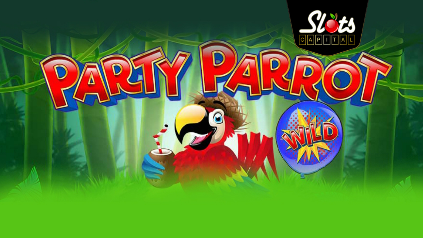 Slots Capital Launches Rival Gaming's New Party Parrot Slot