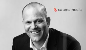 Per Hellberg, Catena Media's new CEO, took take the reins