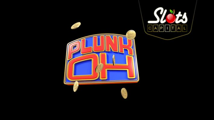 Slots Capital Giving up to 70 Free Spins on New Plunk-Oh Slot from Rival