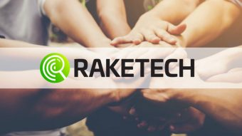 Raketech announced the launch of its new brand identity, logo and website