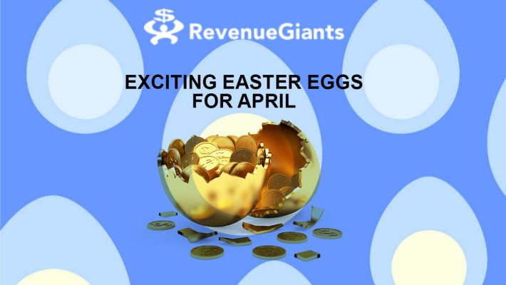 Make the most of your Easter Break with Revenue Giants!