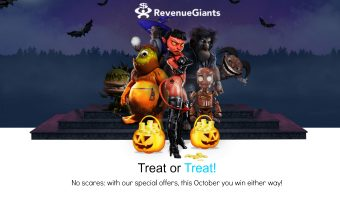 Revenue Giants in October: Treat or Treat!