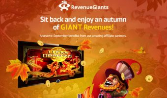Revenue Giants in September: Sit back and enjoy an autumn of Giant Revenues