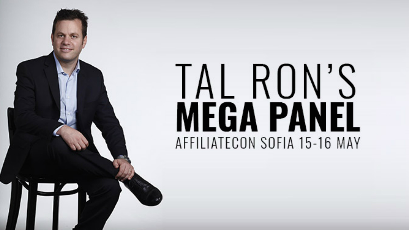 Tal Ron AffiliateCon Sofia