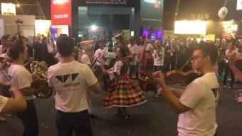Wazdan surprise SiGMA 2017 with a Malta Philharmonic Orchestra Flash Mob