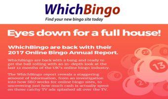 WhichBingo's, Annual Online Bingo Report 2017