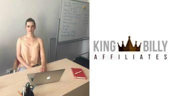 Affiliate Managers under interrogation by GAV: Yana Prokhorova, Affiliate Manager at King Billy Casino