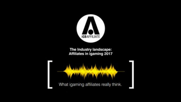 THE INDUSTRY LANDSCAPE: AFFILIATES IN IGAMING