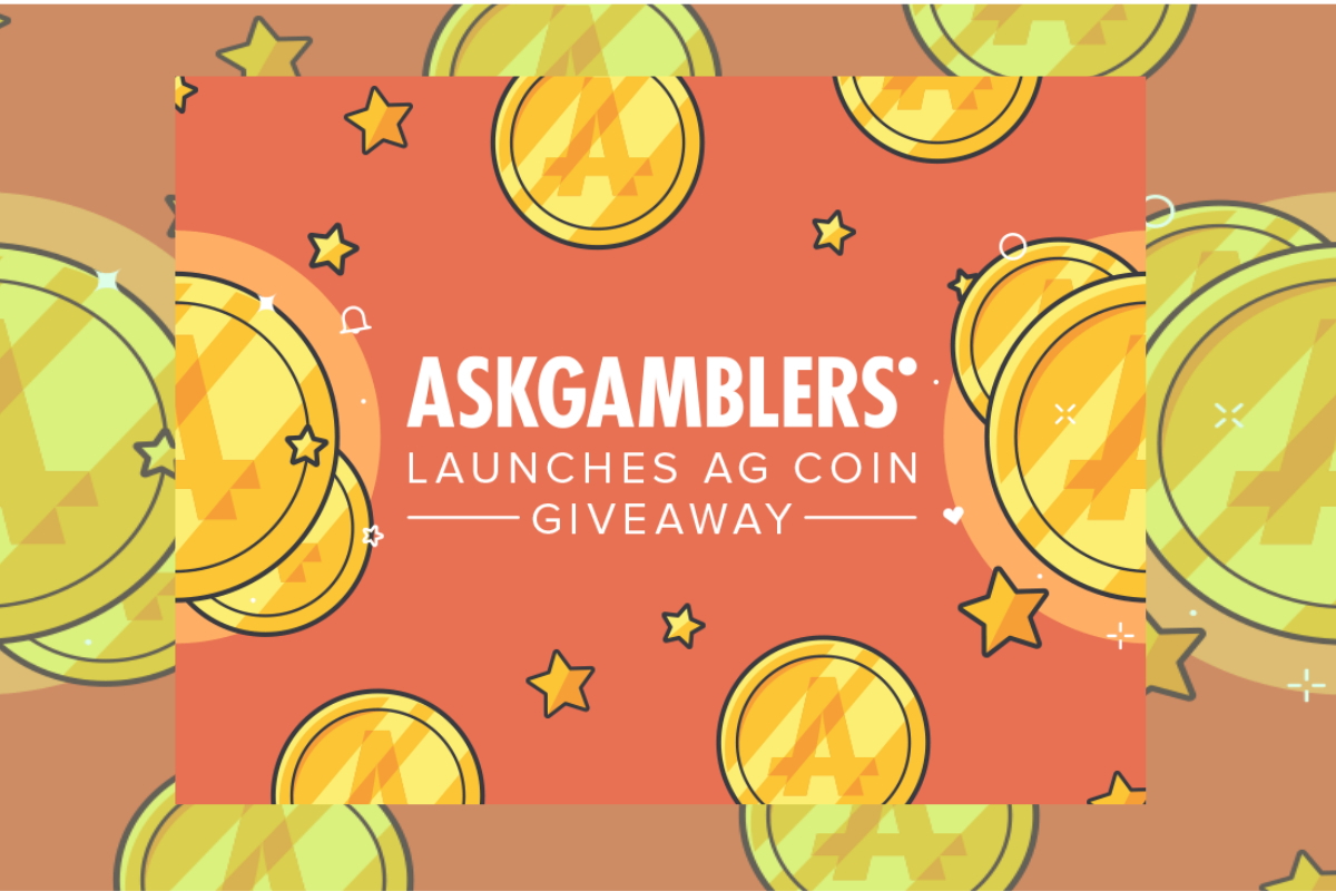 AskGamblers Launches a Unique AG Coin Giveaway to Celebrate 10K Insta Followers