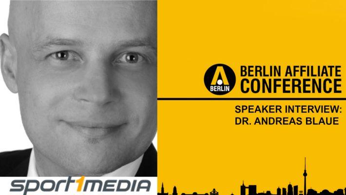 DR. ANDREAS BLAUE – Speaker Interview BAC 2016