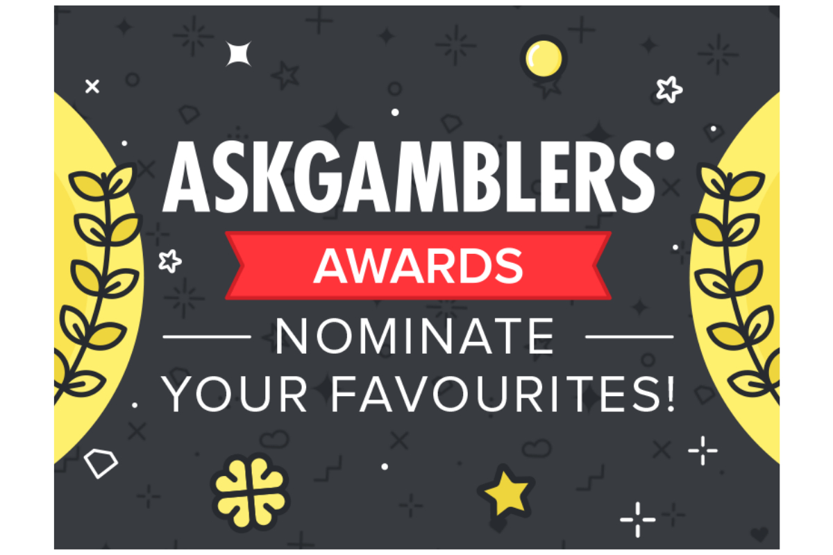 There's still time to nominate your favourites for AskGamblers Awards