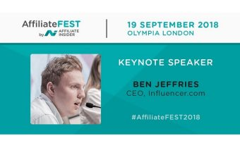 AffiliateFEST 2018 – Key Note Speaker Announced