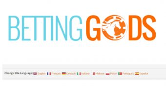 Betting Gods Sports Betting Website Now Available In 8 Languages