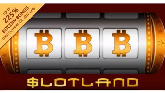 Instant Bitcoin Deposits & Next-Day Withdrawals Now Available at Slotland